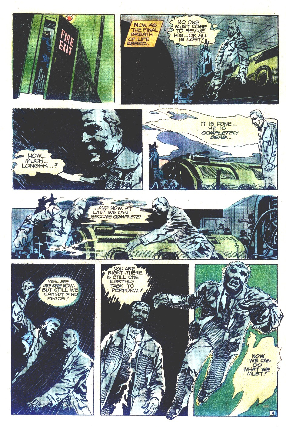 Read online Ghosts comic -  Issue #58 - 9