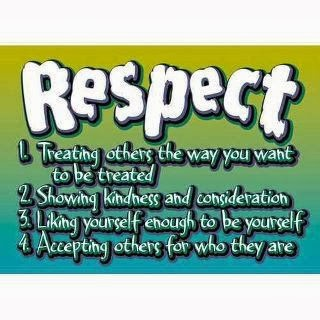 Respect 1 Treating Others The Way You Want To Be Treated 2