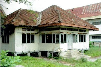 Lokasi Wisata Sejarah Kota Pekanbaru EKS RUMAH HAVEN MEESTER