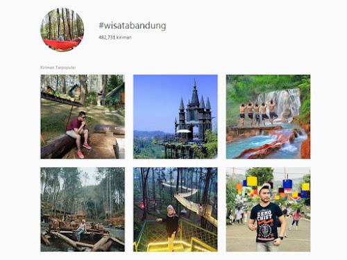 Wisata Bandung paling populer 2018