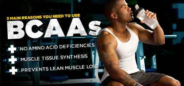 αναλογία BCAAs