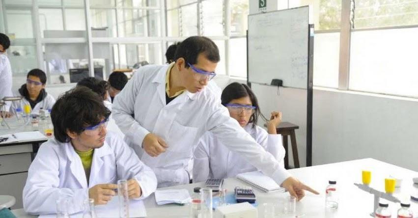 CONCYTEC convoca a postulantes para lograr financiamiento en ciencia y tecnología - www.concytec.gob.pe