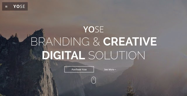 Yose - Responsive Coming Soon Template