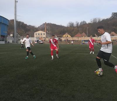 Foto: Gaz Metan învinge Alba Iulia la juniori U19
