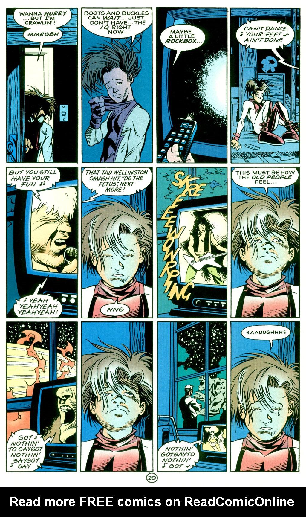 Read online Impulse Plus comic -  Issue # Full - 19