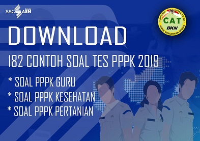 Download Soal Tes PPPK Guru dan Honorer Lainnya Tahun 2019 ...