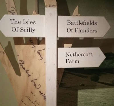 The Michael Morpurgo Exhibition at Seven Stories Newcastle, A Review