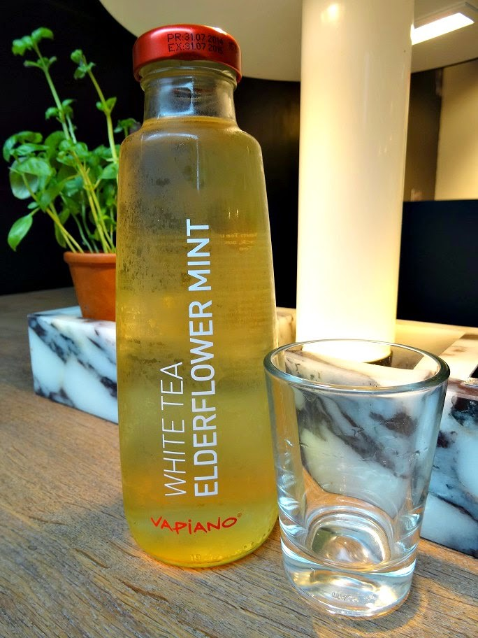 Vapiano ice tea