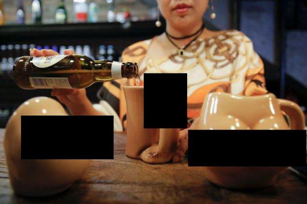Restoran 'Seks' di Tiongkok Banjir Pengunjung, Seperti Apa