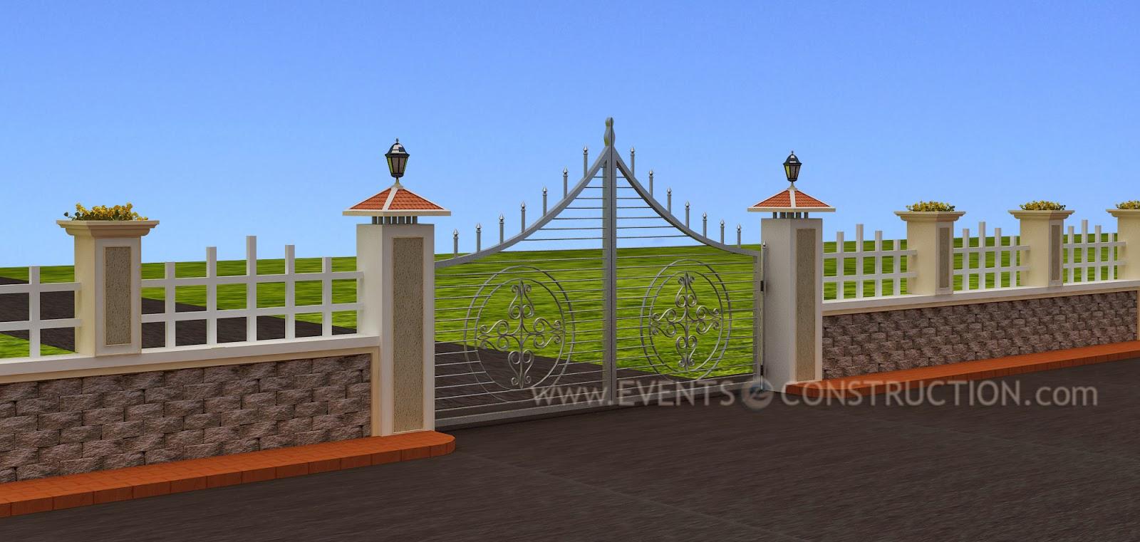 Evens Construction Pvt Ltd Compound Wall