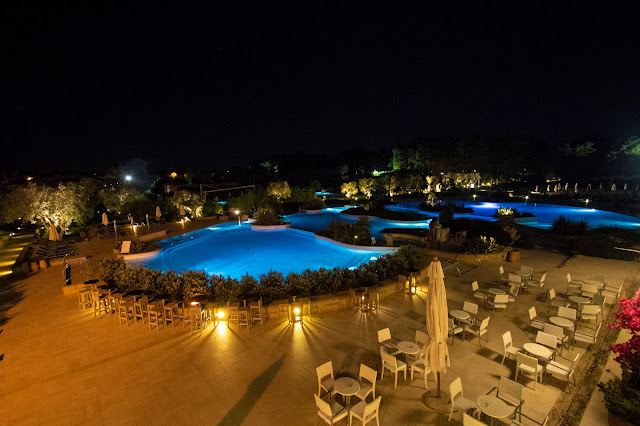 Ristorante zona piscine-Vivosa Apulia resort