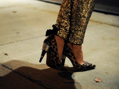 Zapatos de noche para damas