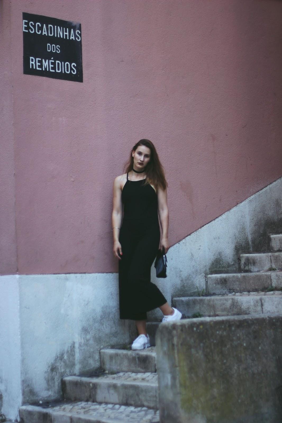 Outfit: In den Strassen von Lissabon