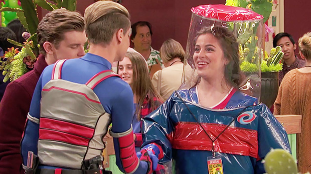 Nickalive Henry Danger See Baby Ariel As Patina In The Great