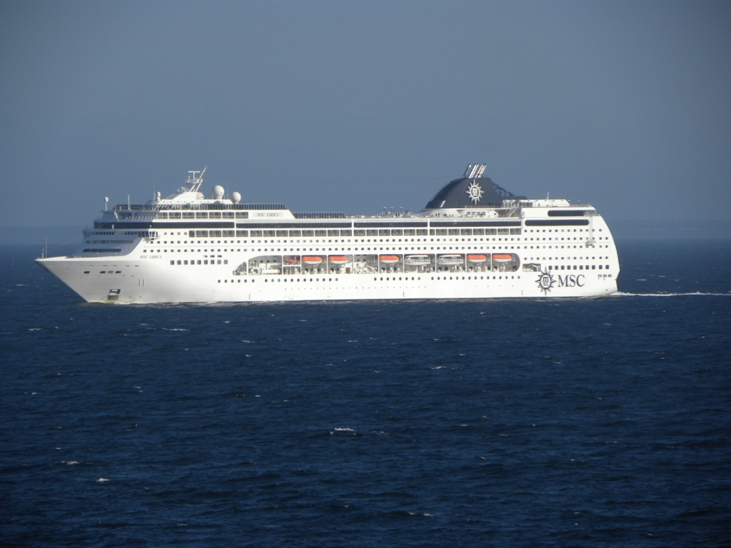 Travels - Ballroom Dancing - Amusement Parks: Cruise ship encounters in the Baltic Sea and the ...