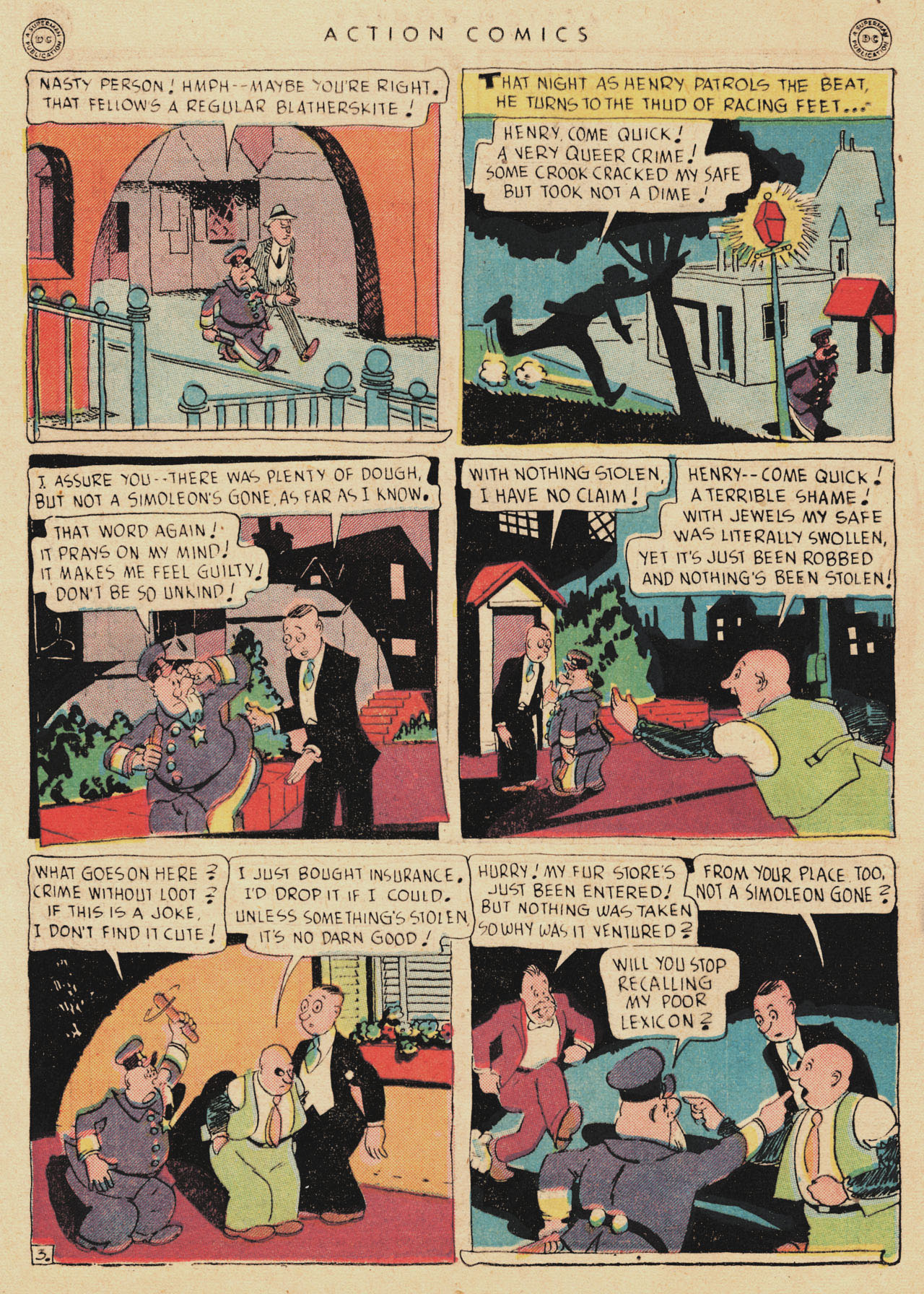 Read online Action Comics (1938) comic -  Issue #94 - 18