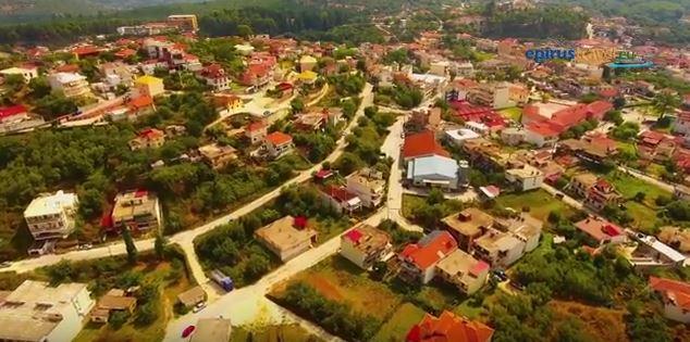 Πτήση με drone πάνω από το Φιλιάτι (ΒΙΝΤΕΟ)