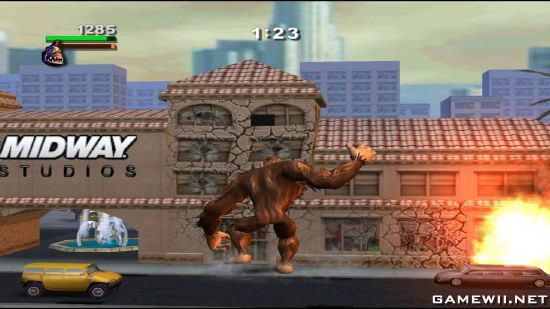 Rampage Total Destruction Download Game Nintendo