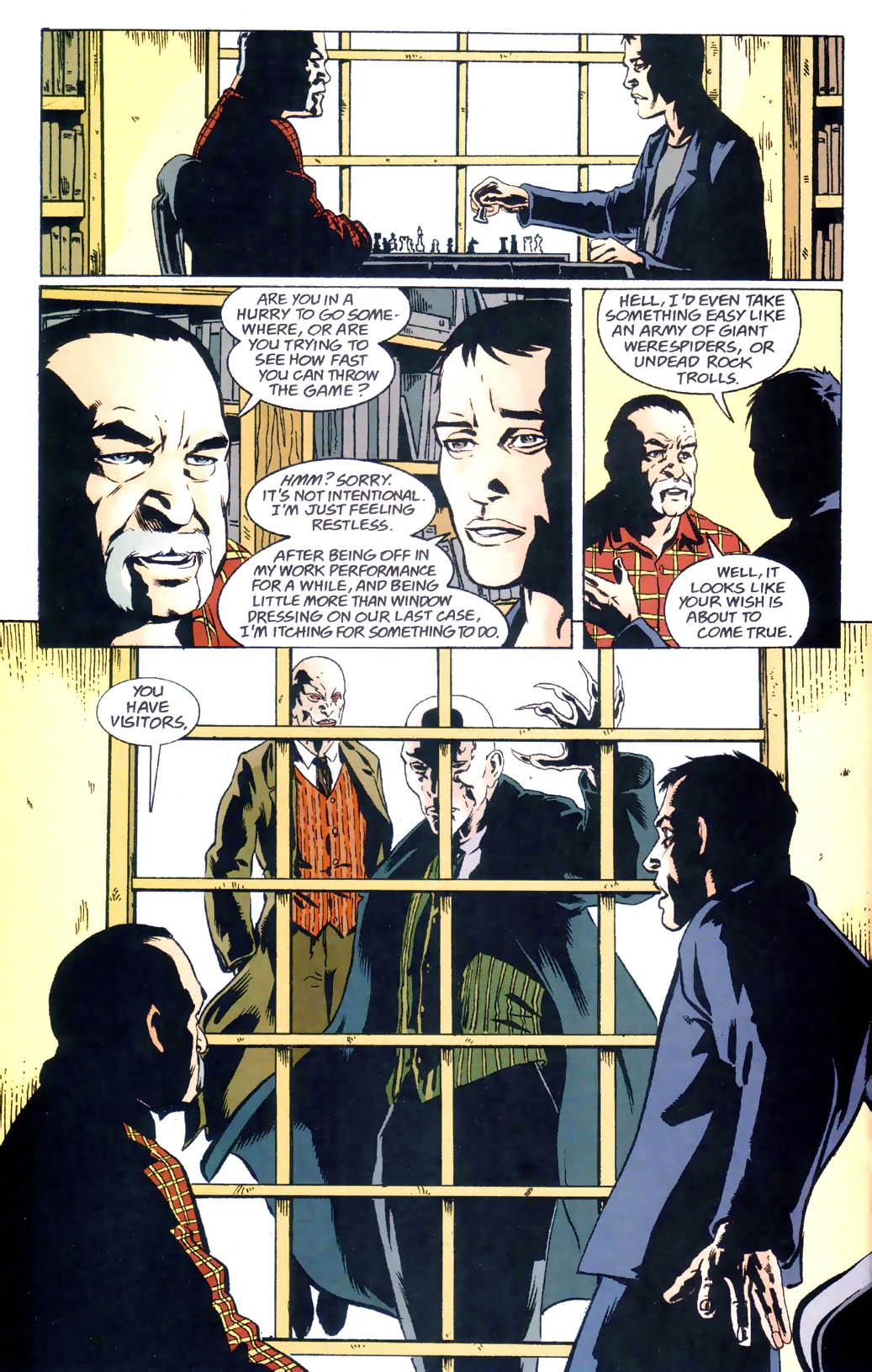 Read online Midnight, Mass comic -  Issue #7 - 12
