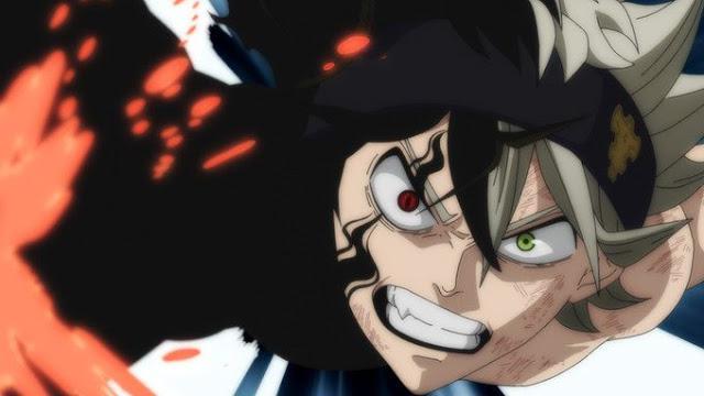 Black Clover Chapter 204: Kekuatan Tim Penghancur Iblis