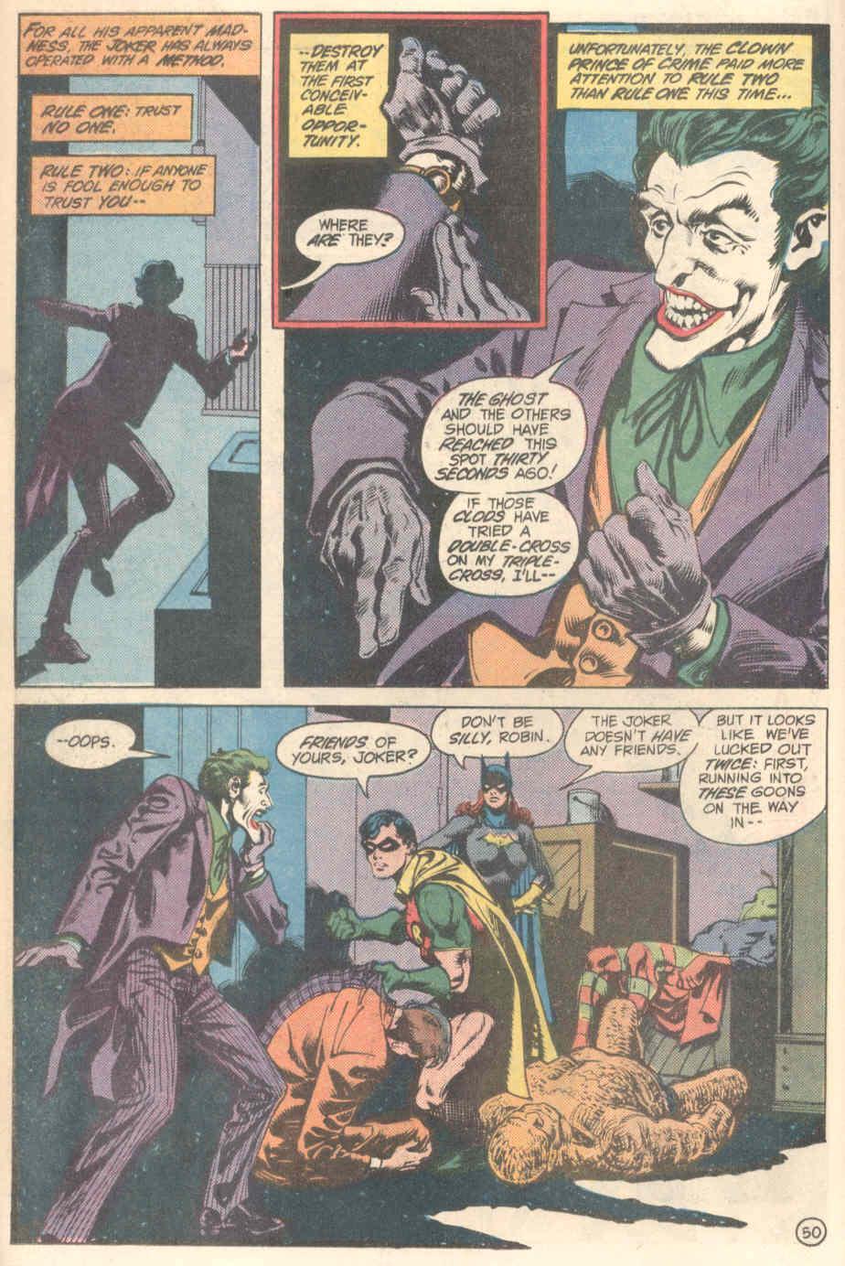 Detective Comics (1937) 526 Page 50