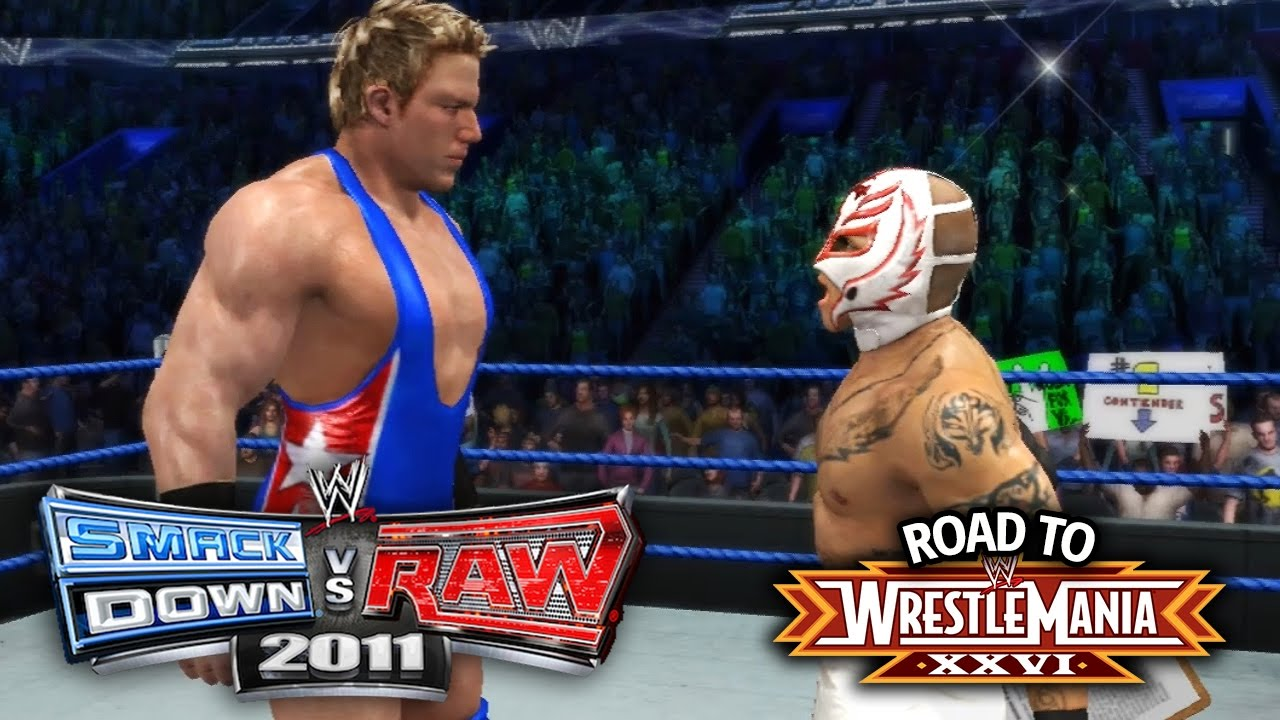 WWE SmackDown vs Raw 2017 APK 1 Download - Free Games APK ...
