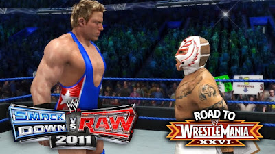 WWE SmackDown vs Raw 2011 PPSSPP ISO for Android Mobile