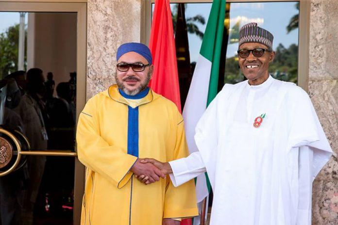 Le Maroc et le Nigéria signent la construction d'une usine d'engrais au Nigéria.