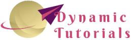 Dynamic Tutorials and Services