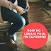 Facebook website log In