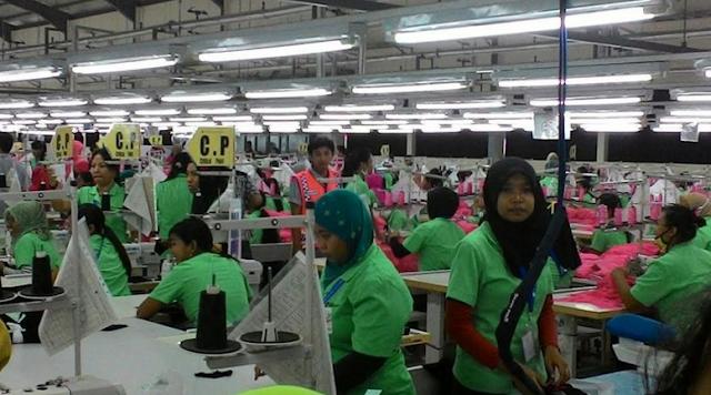 Indonesia Masih Impor 70% Bahan Baku Tekstil, Mayoritas dari China
