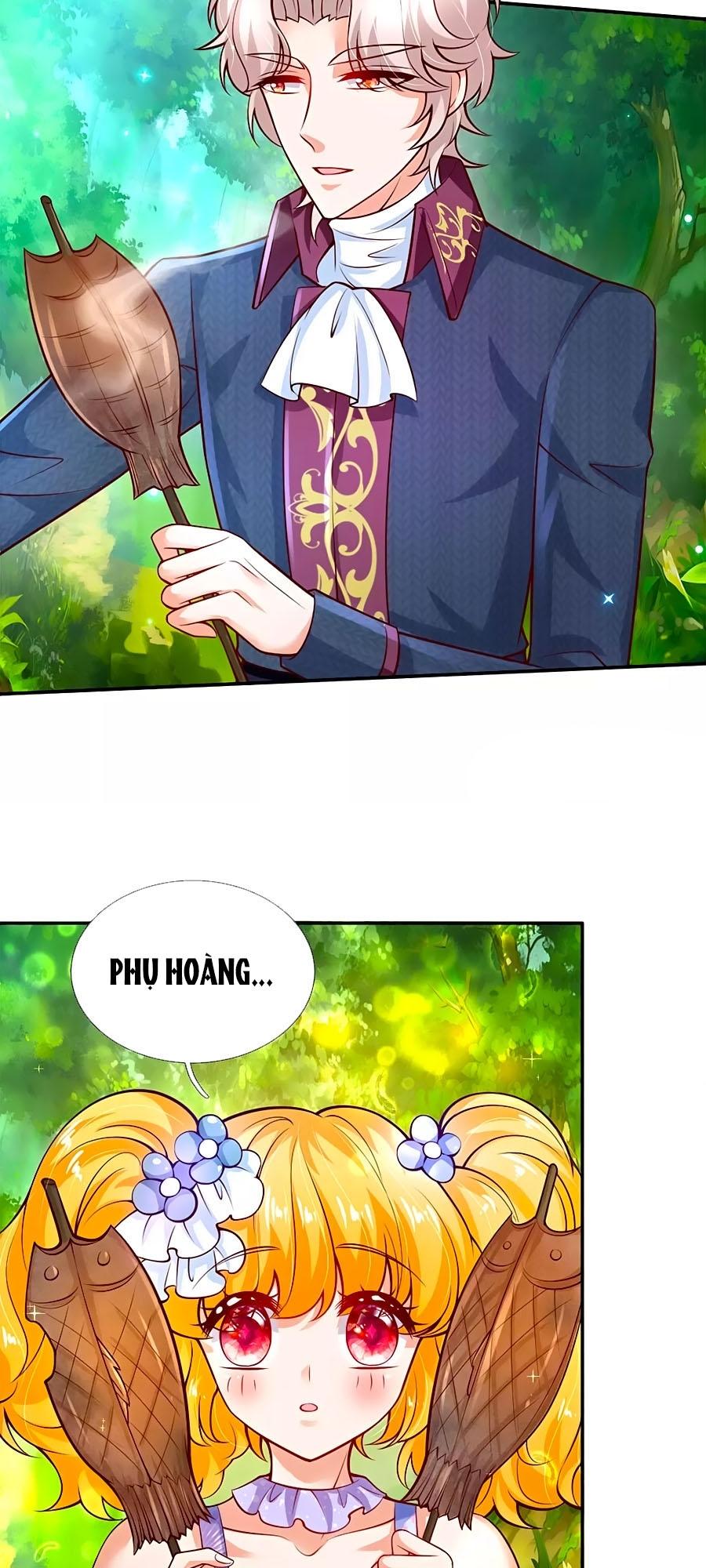 Bỗng Một Ngày Trở Thành Con Gái Nhà Vua chap 171 - Trang 7