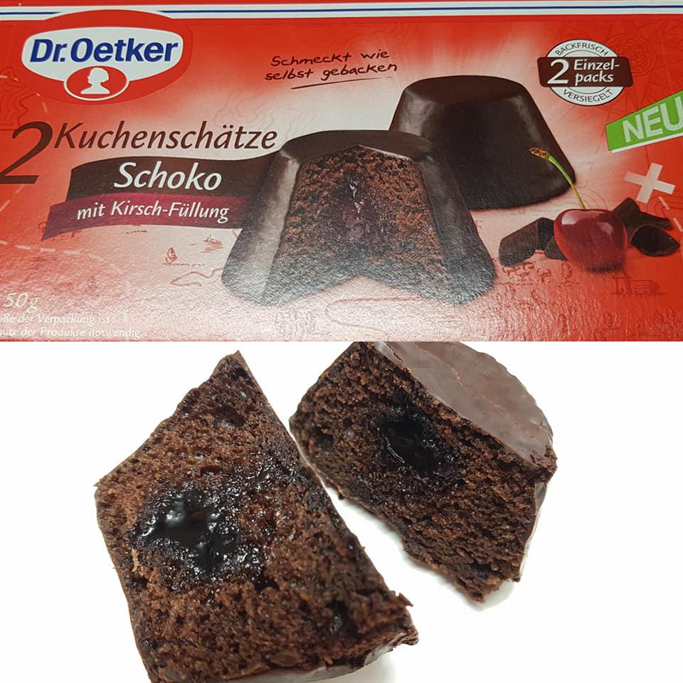 Rosa Wolkchen Dr Oetker Kuchenschatze Geschmacksberichte