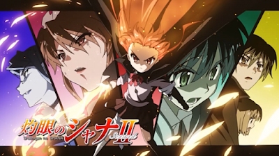 Shakugan no Shana Season 2 BD (Episode 01 – 24) Sub Indo