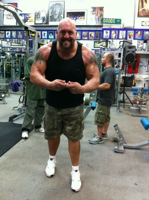 Big Show Latest Pics