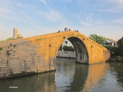 Wumen Bridge, Suzhou, China