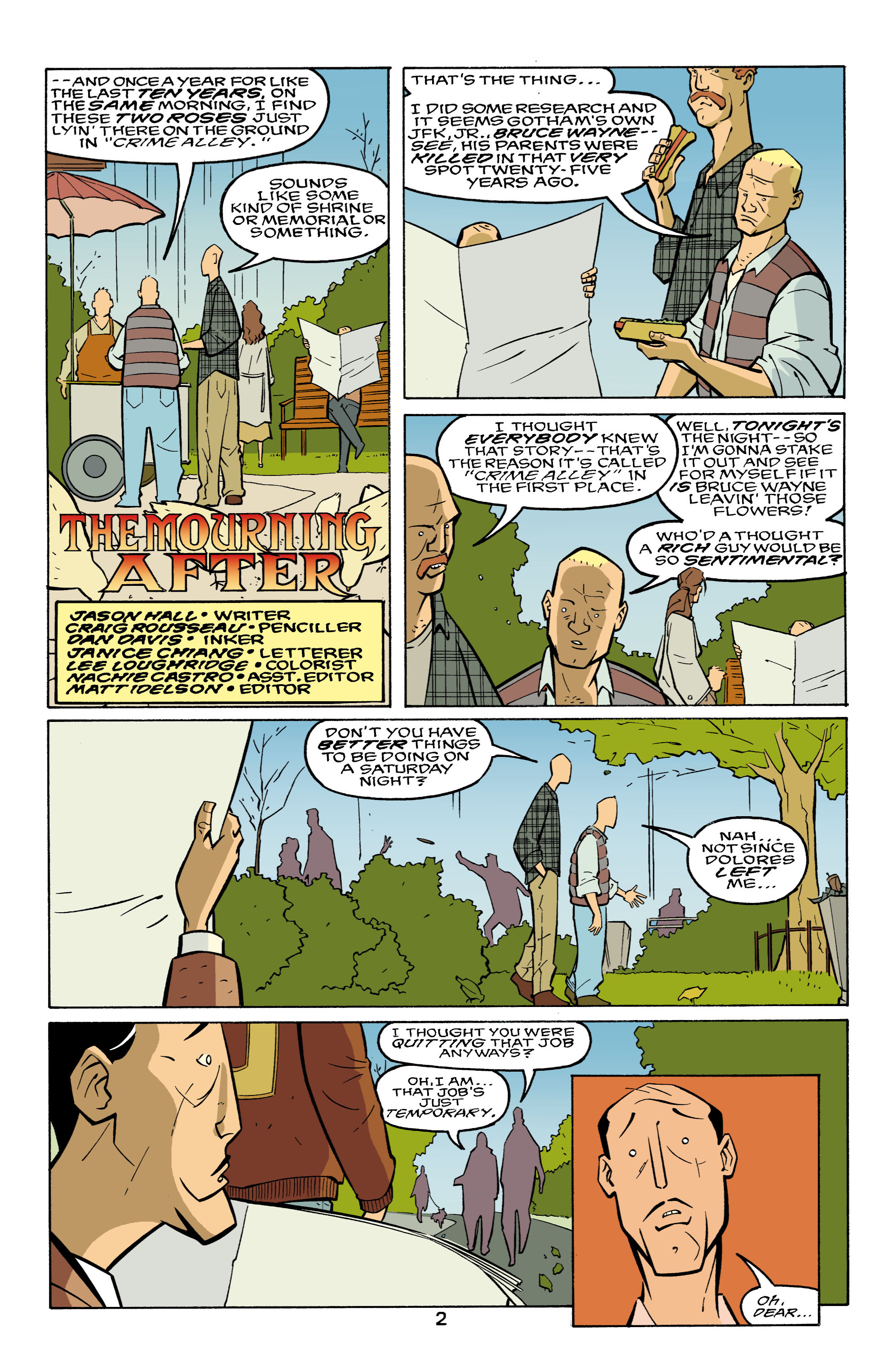 Detective Comics (1937) 782 Page 24