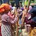 Masyarakat Desa Nunuk Baru , Konsisten Lestarikan Tradisi Leluhur