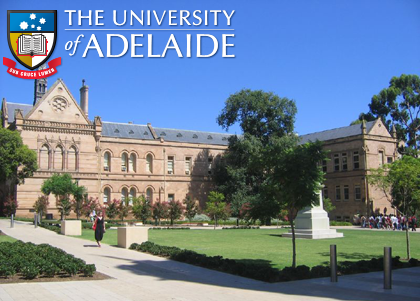 Adelaide International Undergraduate Scholarships (AIUS)