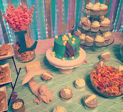 How to plan the perfect party to keep from losing your mind. Step-by-step guide to party planning. Party planning North Alabama. Mermaid, under the sea first birthday party