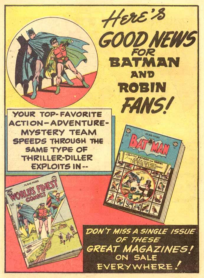 Read online Detective Comics (1937) comic -  Issue #159 - 16