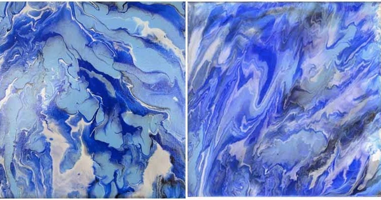 Art Pourings Fluid Acrylic Pouring With Liquitex Pouring