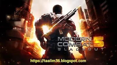 سيتم إطلاق لعبة Modern Combat: Blackout قريبًا على أجهزة نينتندو سويتش