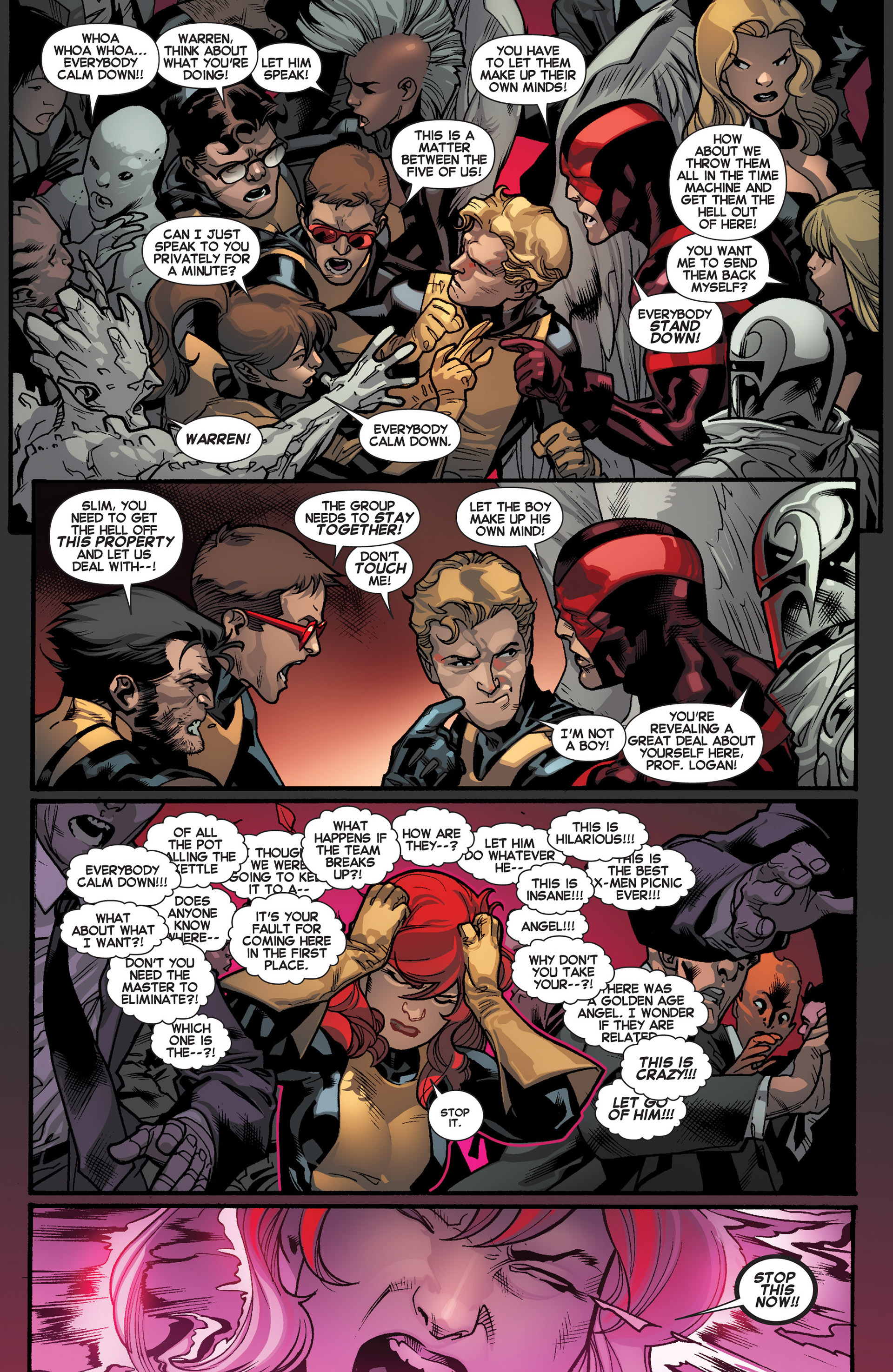 Read online All-New X-Men (2013) comic -  Issue #11 - 5
