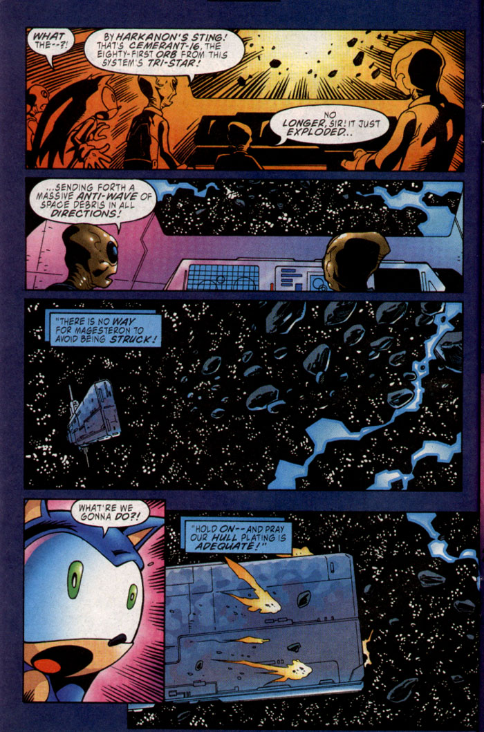 Read online Sonic The Hedgehog comic -  Issue #127 - 5