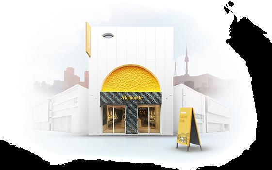 Store chính thức của Mamonde tại MyeongDong