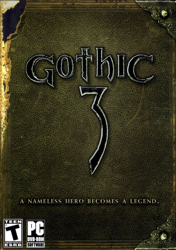 Gothic 3 Download Cover Free Game