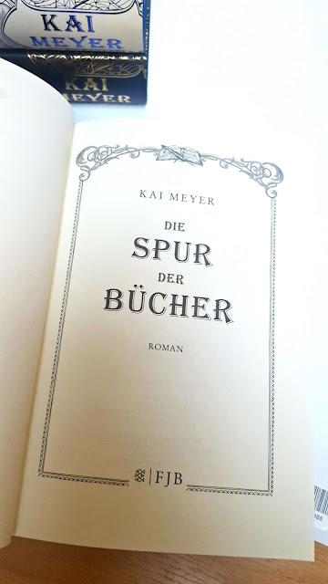 Die Spur der Bücher - Kai Meyer