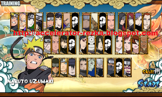 Naruto Senki Mod NoName V1 Iwan Apk Terbaru