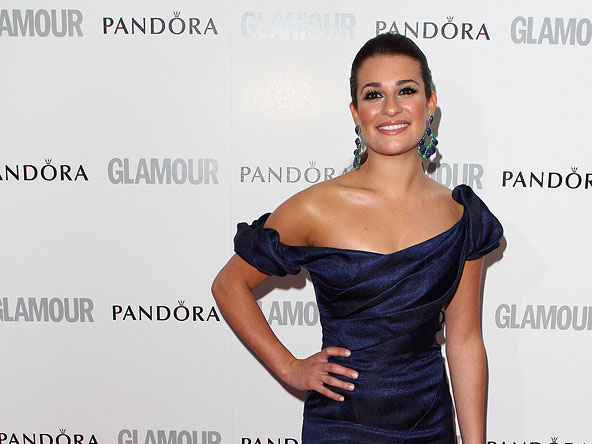 Glamour Women of the Year Awards 2012 | Lea Michele